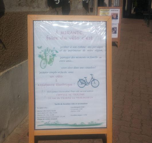 Espace coresponsable tourisme mirande astarac 32 - Office de tourisme de mirande ...